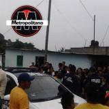 Se arma trifulca entre antorchistas y habitantes de Villa Unión en Fortín