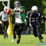 Ex quarterback de Halcones UV juega en Alemania