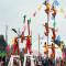 Inaugurará Laboratorio de Acrobacia Indígena el Festival Cultural Incluyente, en Guadalajara