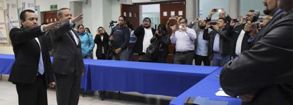 Toma protesta la nueva dirigencia estatal  del PAN en Veracruz, que encabezan  Pepe Mancha y Domingo Bahena