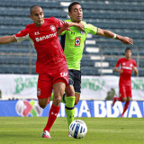 Toluca le pegó a Cruz Azul como visitante