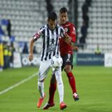 Tuzos y Xolos dividieron puntos en el Estadio Hidalgo