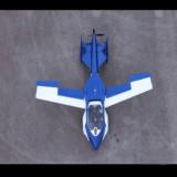 Presentan con éxito primer auto volador