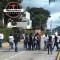 Alumnos de Ciencias Químicas-UV manifiestan su solidaridad por 43 normalistas desaparecidos