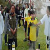 La sabiduría totonaca presente en Corea; acuden integrantes del CAI a festival cultural