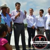 Respalda Héctor Yunes landa a Comapa
