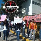 Facultades de Derecho y Sociología del sistema abierto en Orizaba realizan paro