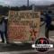 Se manifiestan campesinos en apoyo a Ayotzinapa en Córdoba