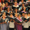 Coros comunitarios ofrecen en Tlaxcala concierto por la paz