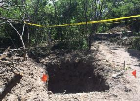 UPOEG reporta hallazgo de 17 fosas más en Iguala, Guerrero
