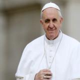 Papa llega a Kenia, en su primera visita a África