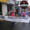 En Córdoba marchan empleados del INE para promover votaciones