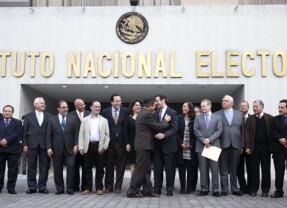Incumplen partidos políticos con requerimientos de transparencia: INE