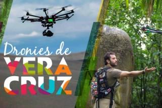 Dronies en Veracruz