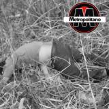 Motociclista es encontrado muerto entre la maleza