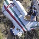 Cae avión en Feria Aeroespacial de Santa Lucía