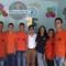 Jóvenes combaten deserción escolar en Coyolillo