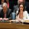 Angelina Jolie urge a la comunidad internacional a buscar solución al conflicto sirio