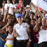 En Camarón elegirán a su amiga Paty Montiel, como la líder que necesitan en el Congreso