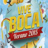 """Presentan el programa de actividades """"Vive Boca Verano 2015"""""""