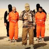 El Estado Islámico quema vivos a cuatro soldados iraquíes