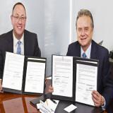 La SENER y la Universidad Robert Gordon de Escocia firman Memorando de Entendimiento para la formación de recursos humanos