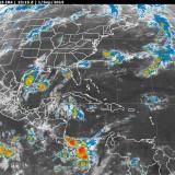 Lluvias intensas en Veracruz y lluvias muy fuertes en algunas entidades del país