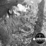 Hallan cuerpo en zona cañera de localidad de Paso de Ovejas