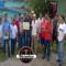 Obreros protestan por falta de pagos de becas para sus hijos