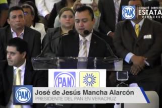 PAN y PRD formalizan alianza en Veracruz