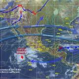 Lluvias fuertes en Sonora, Chihuahua, Coahuila, Veracruz, Nayarit, Jalisco, Colima y Chiapas, así como ambiente frío principalmente por la mañana y noche en gran parte del territorio nacional