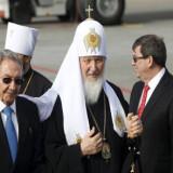 Patriarca Kiril llega a Cuba para histórica reunión con el papa