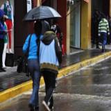 En Veracruz disminución de lluvias y ambiente cálido en el día