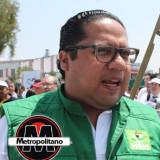 Duarte no ha expresado interés en unirse al PVEM; esperaremos a que termine su proceso en el PRI: Robles Castellanos