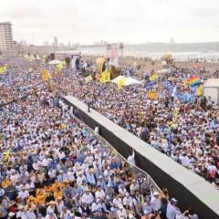 Protesta austera y buen discurso de Yunes Linares / Mario Javier Sánchez de la Torre