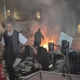 Explosión en aeropuerto de Estambul deja al menos 10 muertos