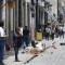 Operativo en Centro Histórico de Puebla acaba en enfrentamiento