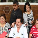 Corrige Sección 32 SNTE a Flavino Ríos, que ellos no bloquean calles ni toman dependencias a pesar de haber adeudos