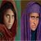Detienen a la niña afgana de National Geographic por documentos falsos