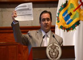Duarte quitar todo lo robado / Miguel Ángel Cristiani González
