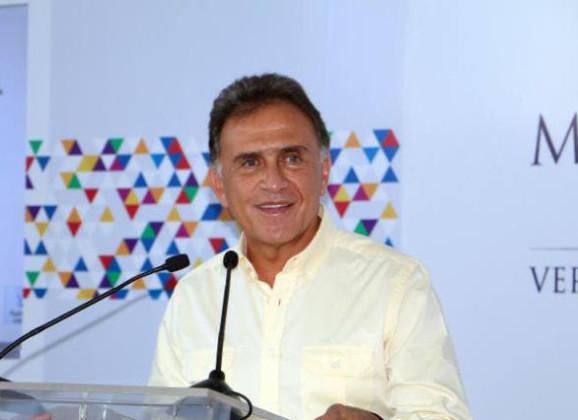 La honestidad, transparencia y pleno respeto a la ley, marcarán mi modelo de gobierno: Gobernador Yunes
