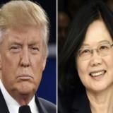 China protesta ante EU por conversación entre Trump y presidenta Tsai