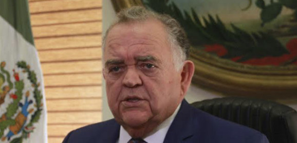 Edel Álvarez, único Mgdo que se enfrentó a JDO / Marco Antonio Aguirre Rodríguez