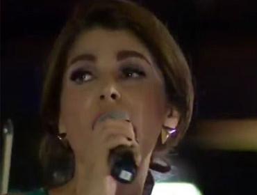"Acusan a Itatí Cantoral de cantarle ebria ""Las Mañanitas"" a la Virgen"