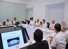 Mejoraremos la seguridad en Veracruz en coordinación con el Gobierno Federal: Gobernador Yunes